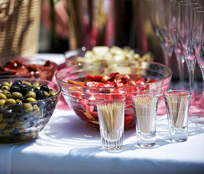 Event Planners for Small Party Catering in NYC